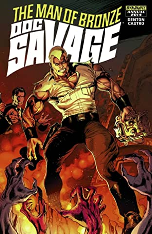 Doc Savage Annual 2014: Digital Exclusive Edition