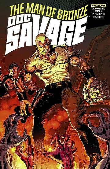 Doc Savage Annual 2014: Digital Exclusive Edition