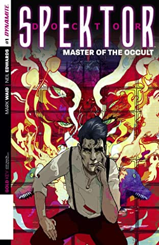 Doctor Spektor: Master of the Occult #1: Digital Exclusive Edition