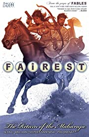 Fairest Tome 3: Return of the Maharaja