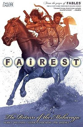 Fairest Tome 3: Return of the Maharaja