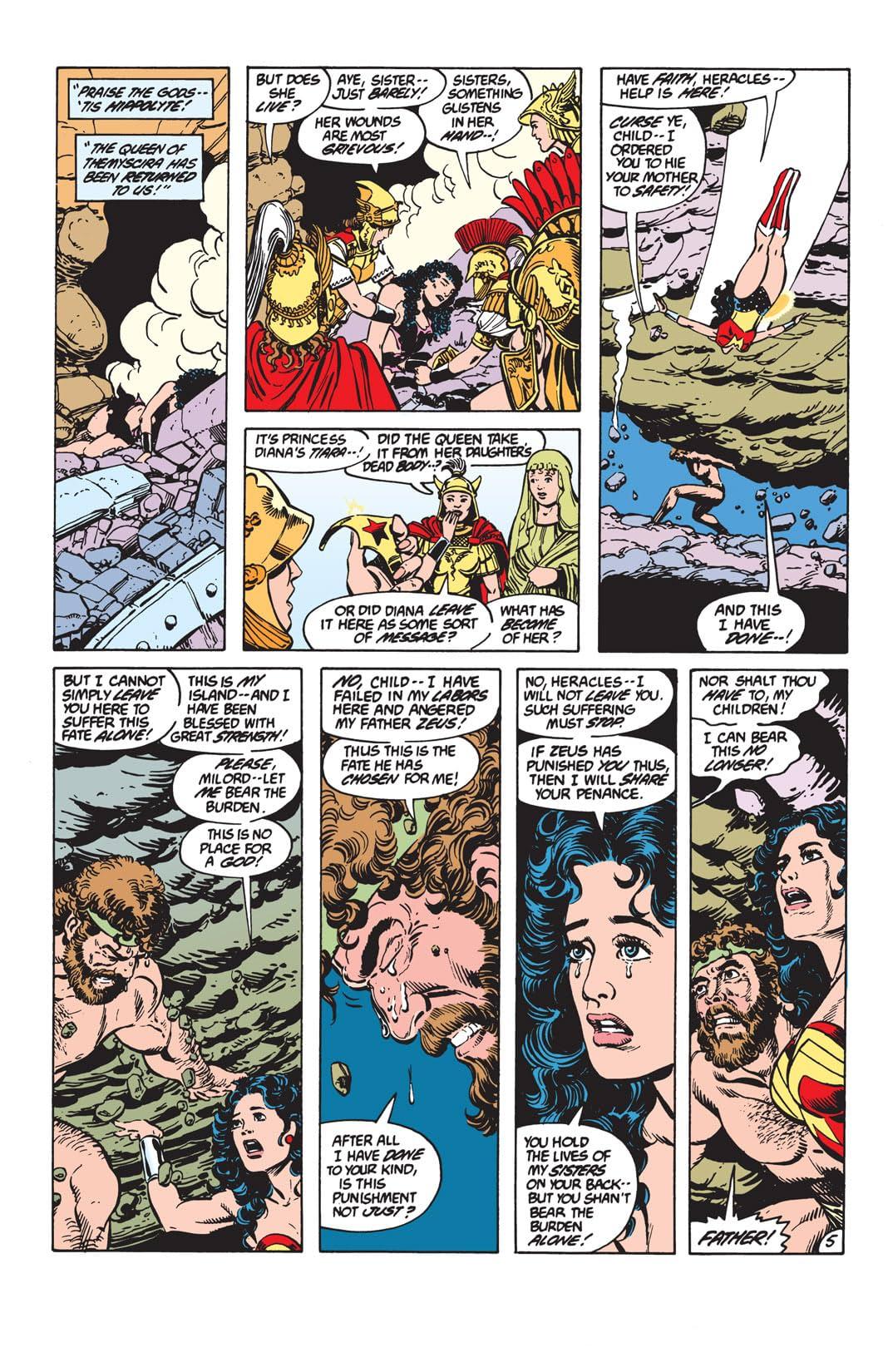 Wonder Woman (1987-2006) #14