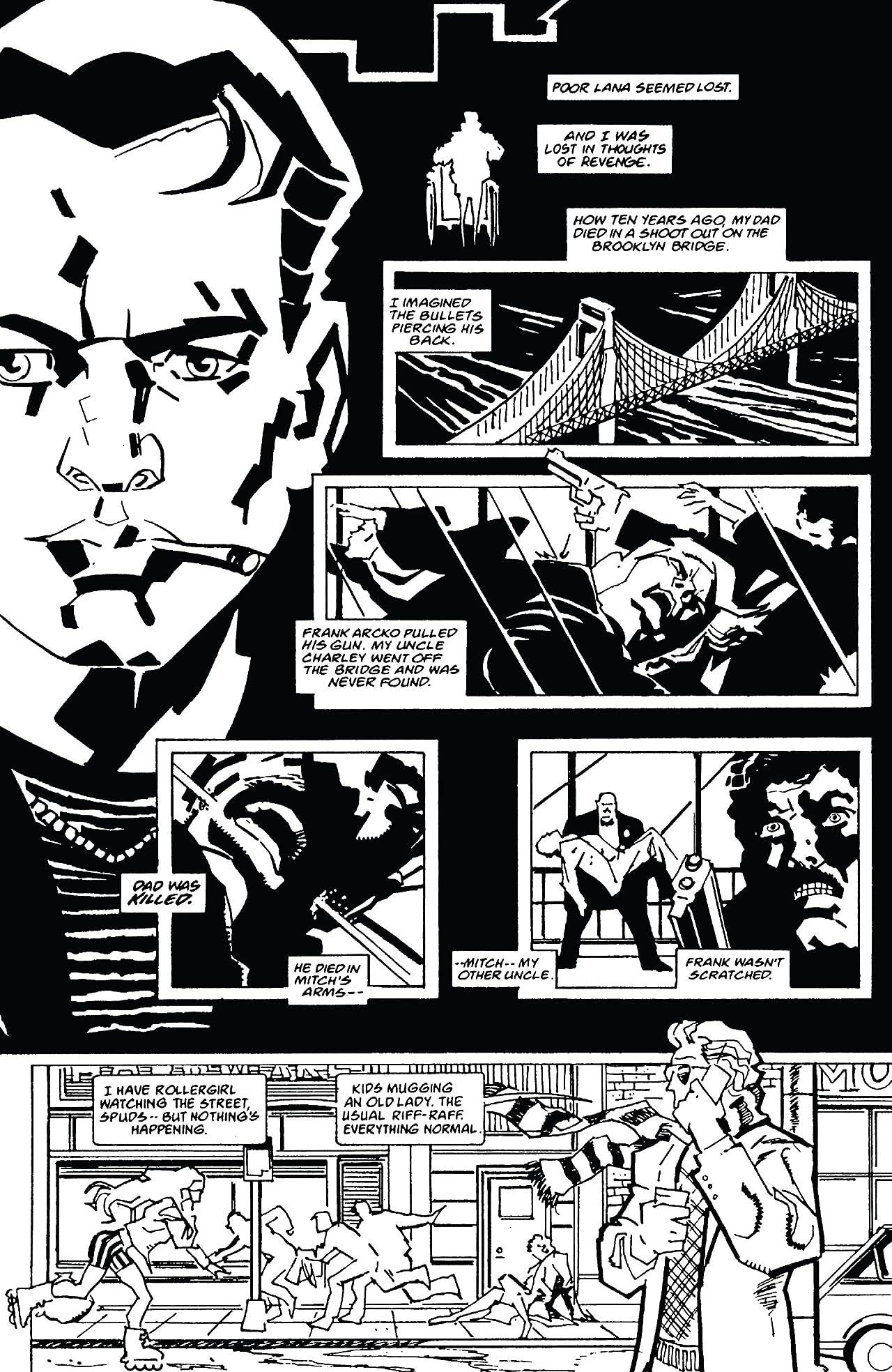 Armed & Dangerous (1996) #4