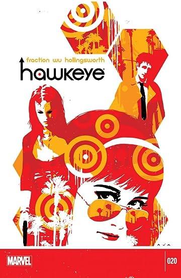 Hawkeye (2012-2015) #20