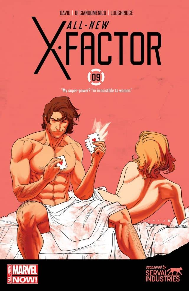 All-New X-Factor (2014-2015) #9