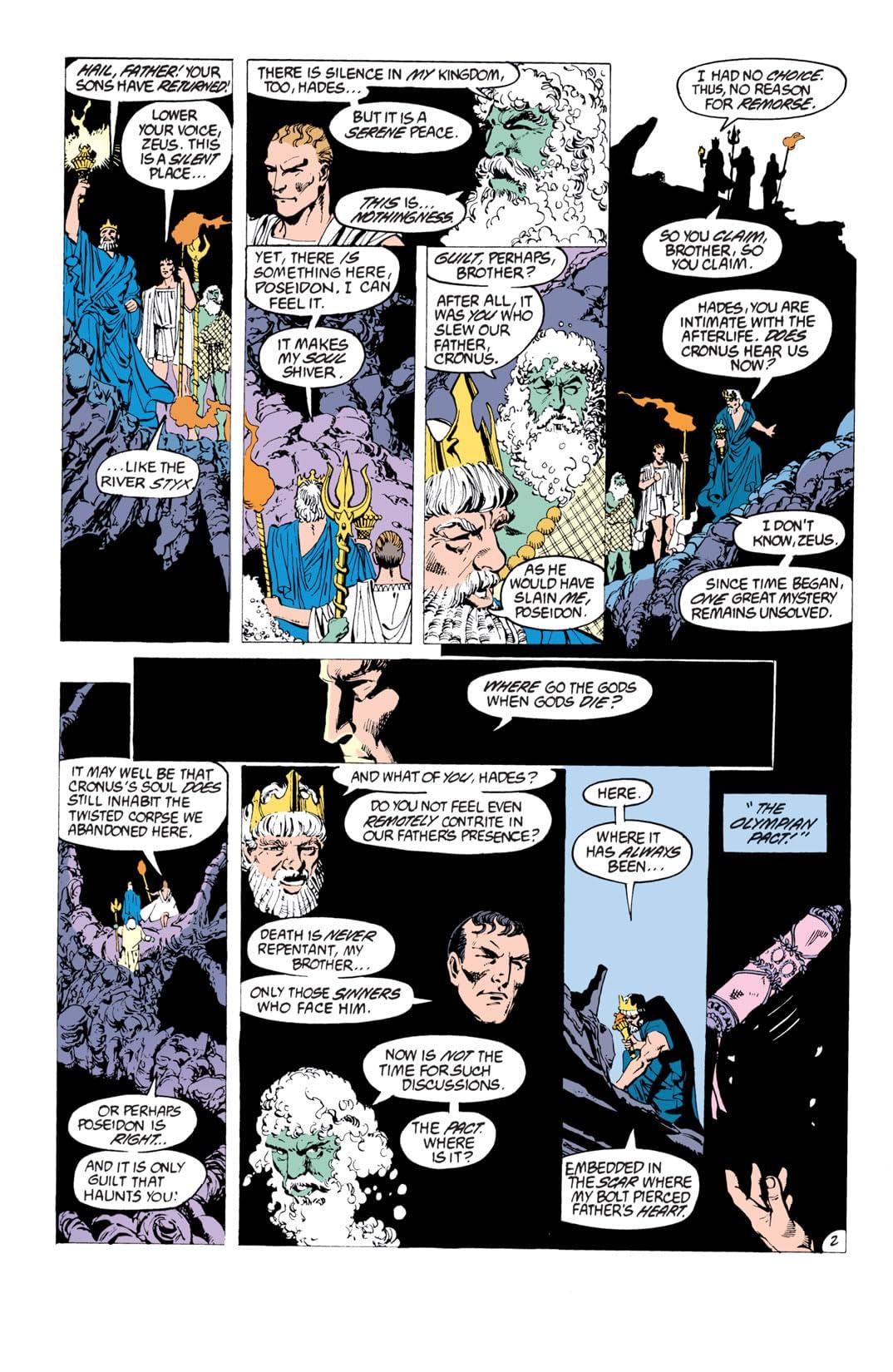 Wonder Woman (1987-2006) #18
