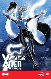 Amazing X-Men (2013-2015) Annual #1