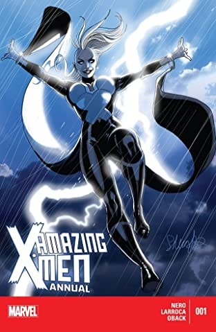 Amazing X-Men (2013-) Annual #1