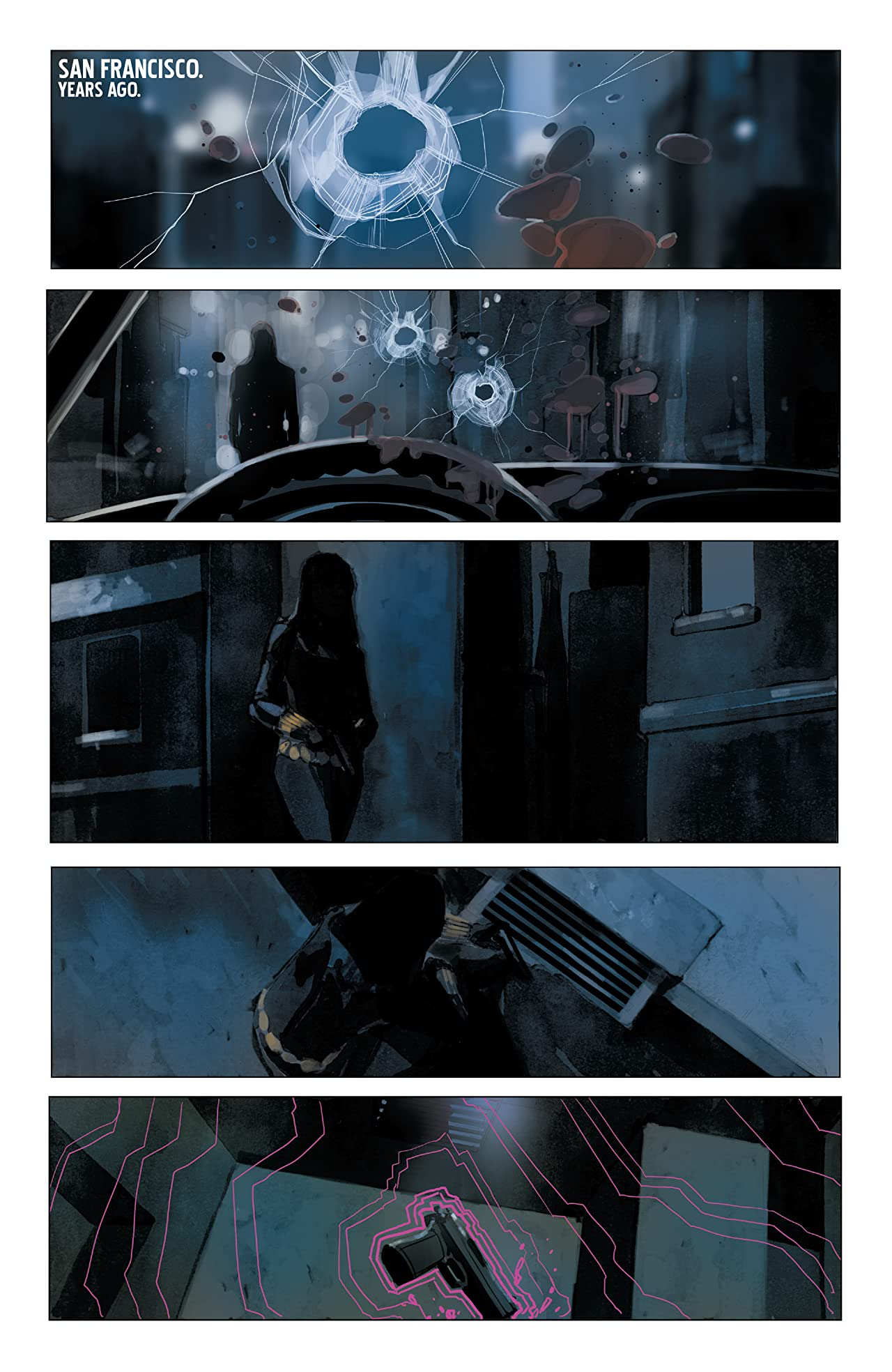 Black Widow (2014-2015) #7