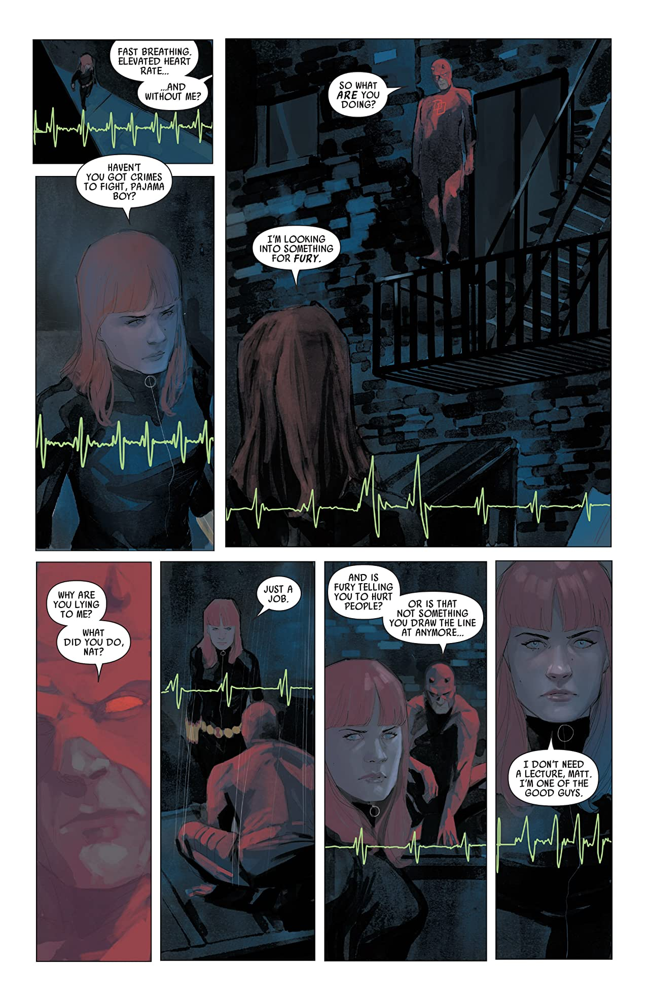 Black Widow (2014-2015) #7