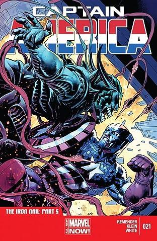 Captain America (2012-2014) #21