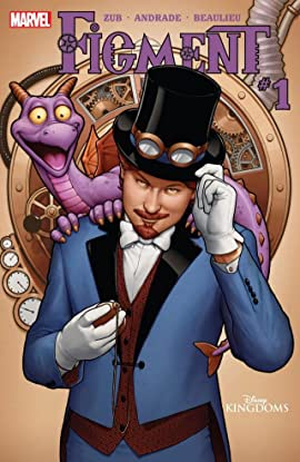 Figment #1 (of 5)