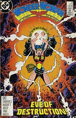 Wonder Woman (1987-2006) #21