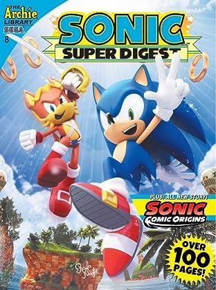 Sonic Super Digest #8