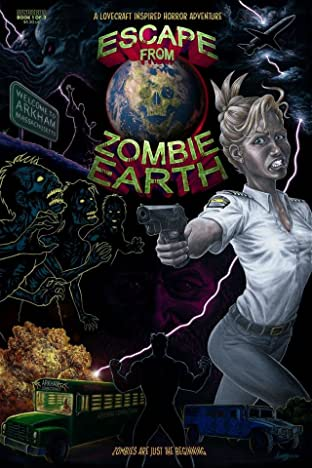 Escape from Zombie Earth #1