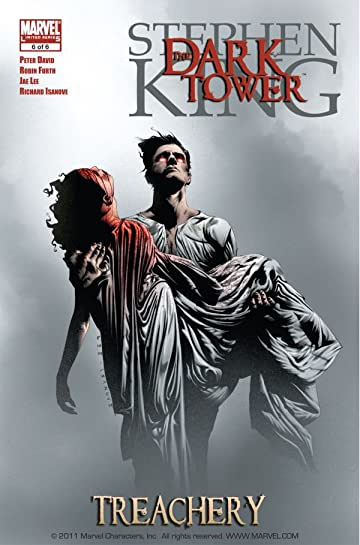 Dark Tower: Treachery #6 (of 6)