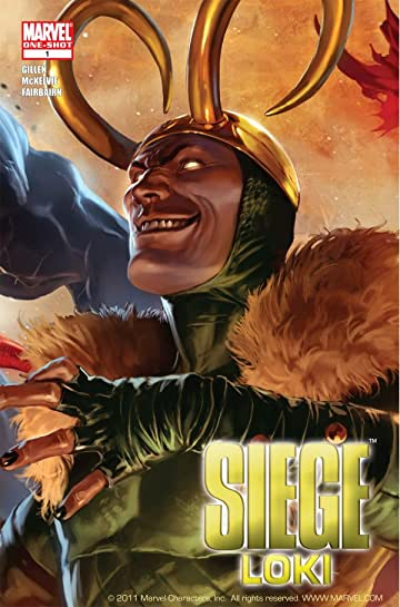 Siege: Loki #1