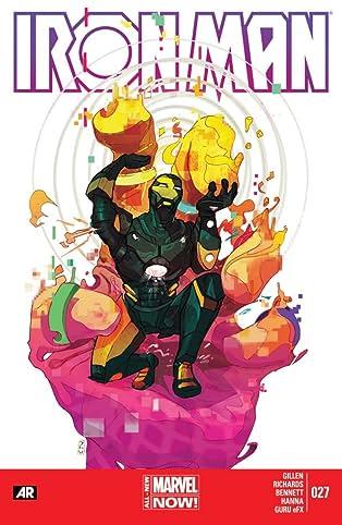 Iron Man (2012-2014) #27