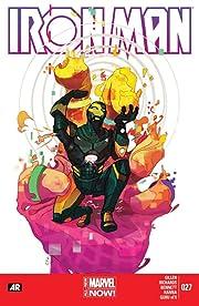 Iron Man (2012-) #27