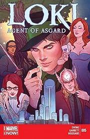 Loki: Agent of Asgard #5