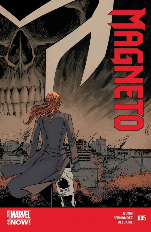 Magneto (2014-2015) #5