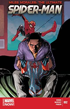 Miles Morales: Ultimate Spider-Man (2014-2015) #2
