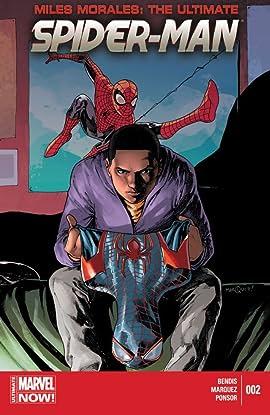 Miles Morales: Ultimate Spider-Man (2014-2015) #2