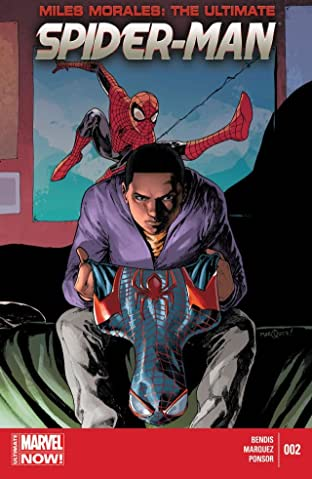 Miles Morales: Ultimate Spider-Man (2014-2015) No.2