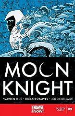 Moon Knight (2014-) #4