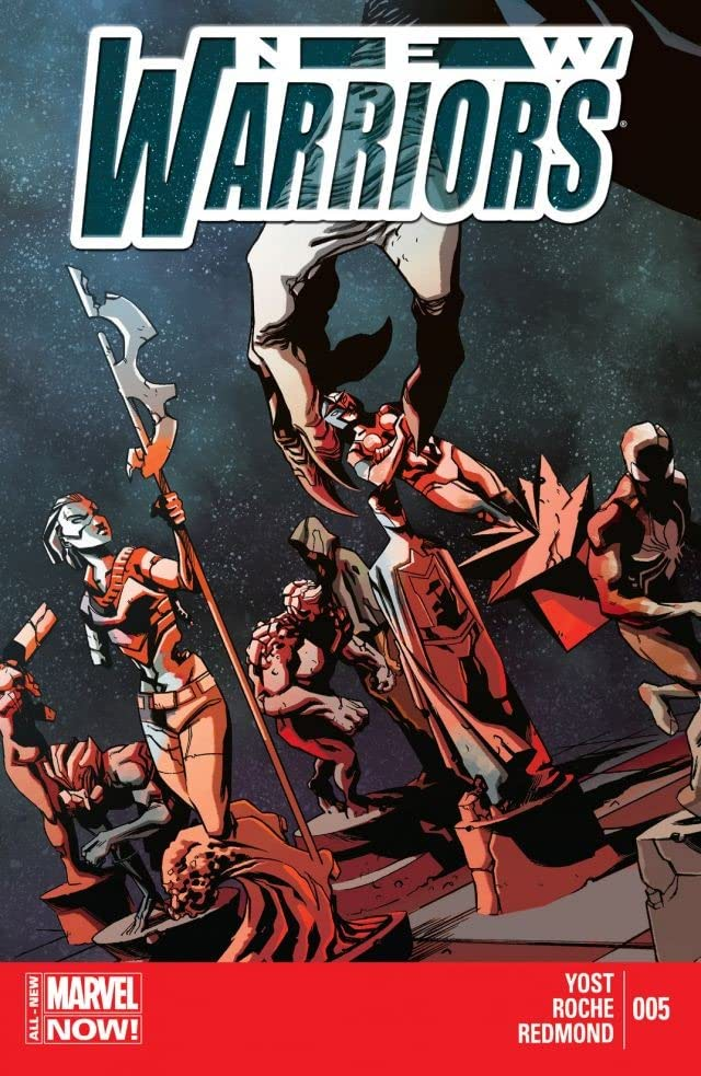 New Warriors (2014) #5