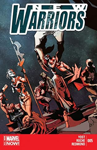 New Warriors (2014-) #5