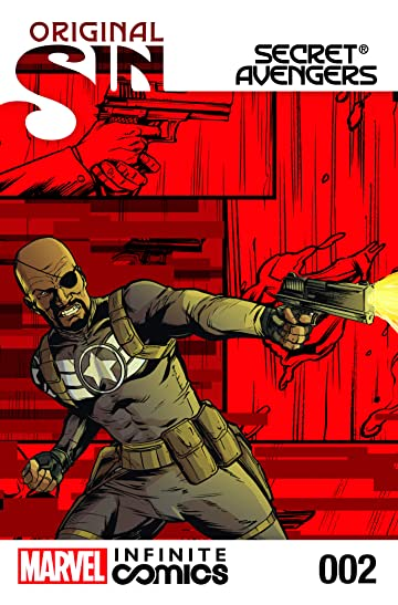 Original Sin: Secret Avengers Infinite Comic #2