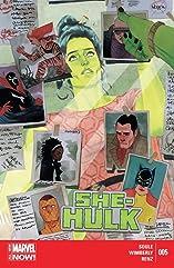 She-Hulk (2014-) #5