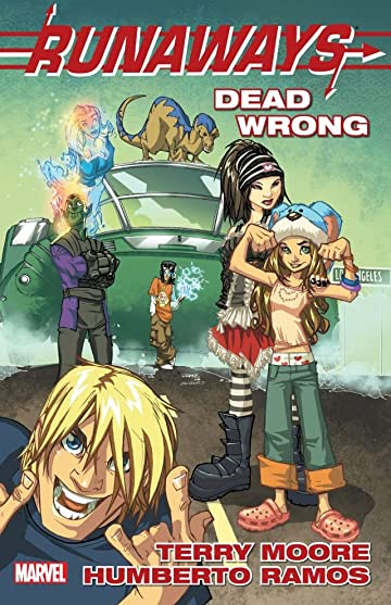 Runaways Vol. 9: Dead Wrong