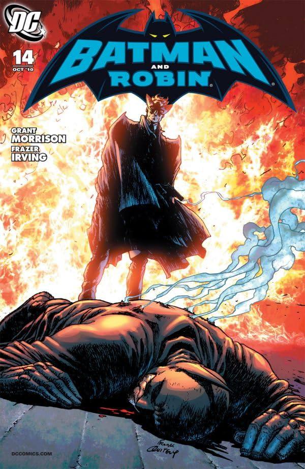Batman and Robin (2009-2011) #14