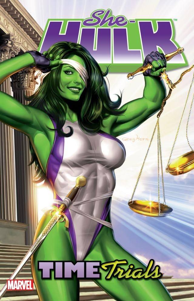 She-Hulk Vol. 3: Time Trials