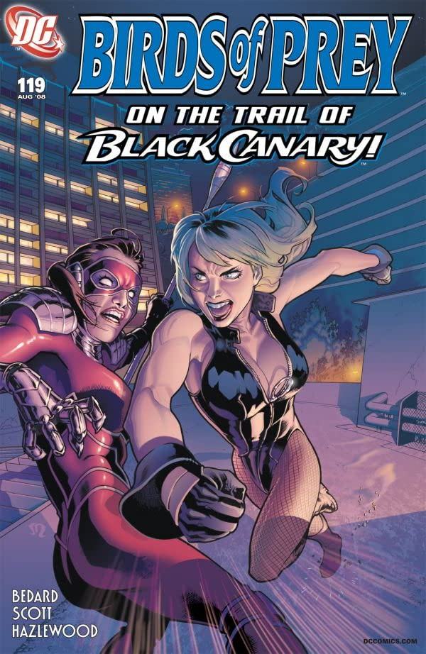 Birds of Prey (1999-2009) #119