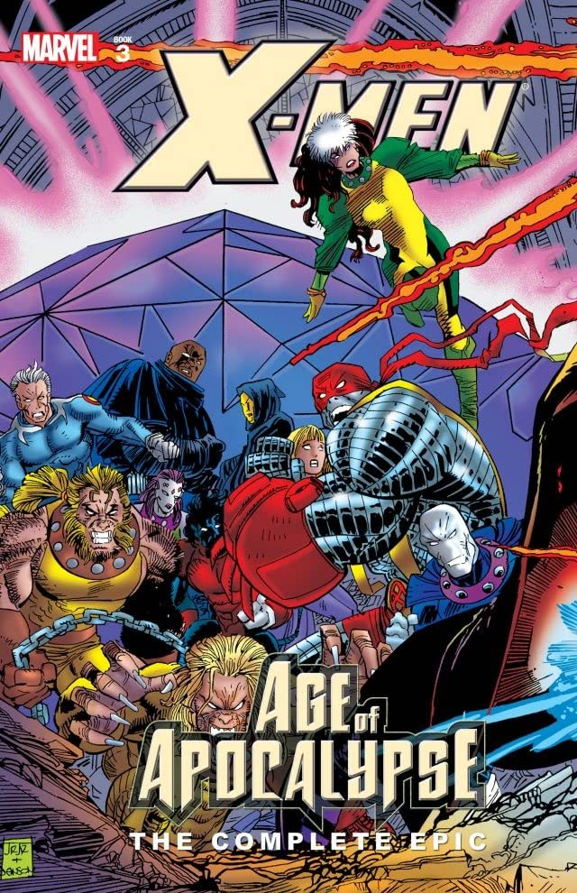 USA, 1995 Amazing X-Men # 1 Age of Apocalypse, Andy Kubert of 4