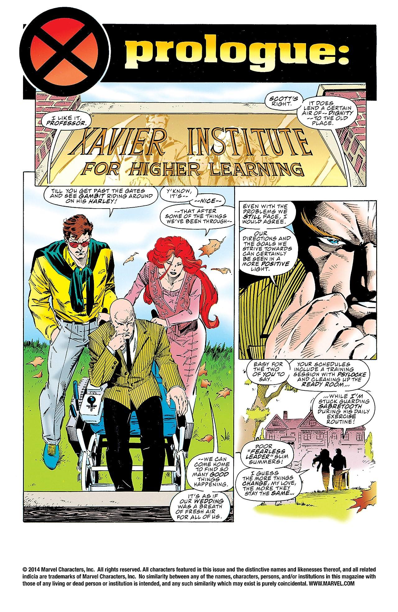 X-Men: Prelude to Age of Apocalypse