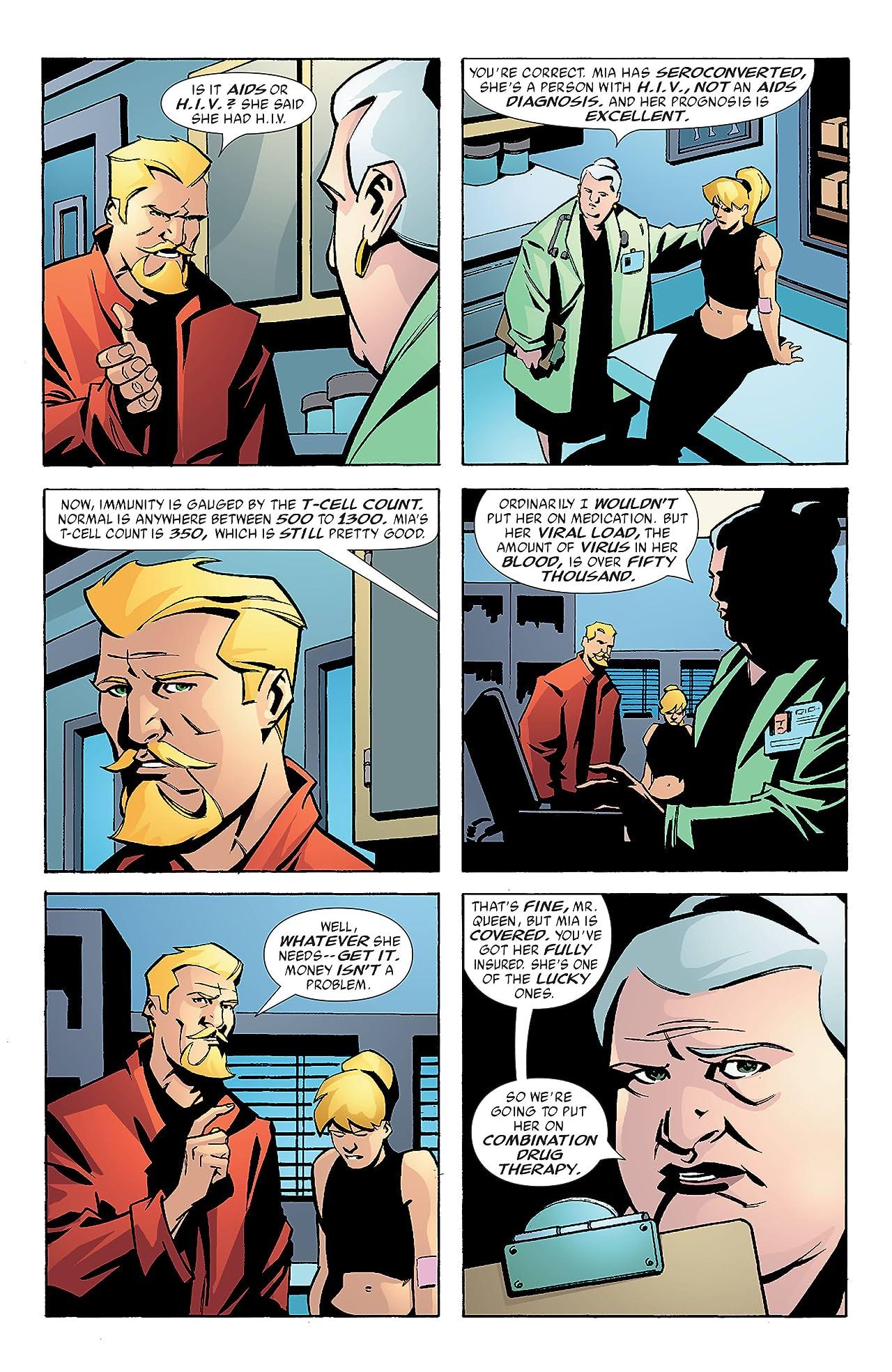 Green Arrow (2001-2007) #44