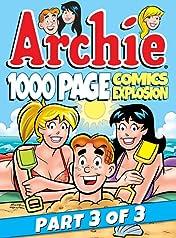 Archie 1000 Page Comics Explosion: Part 3