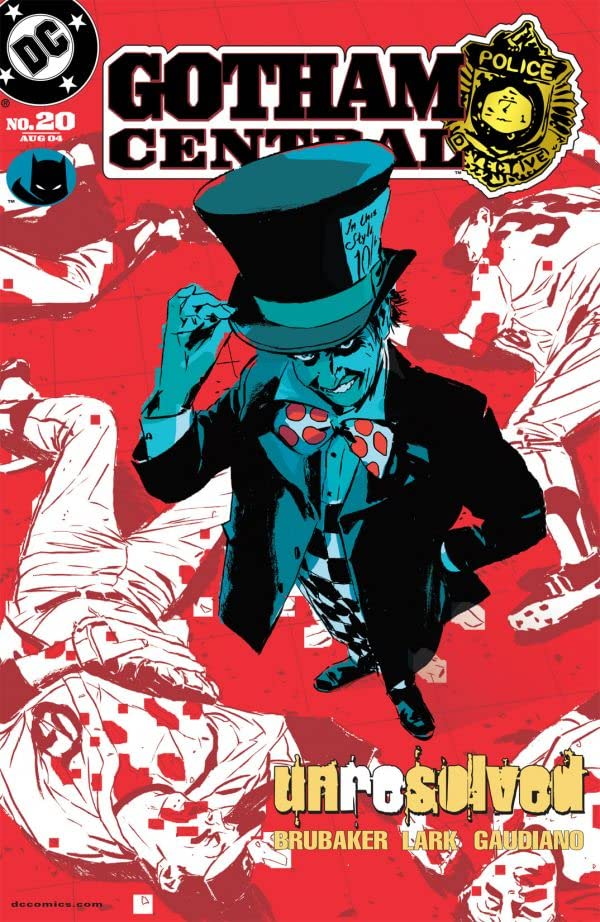Gotham Central #20