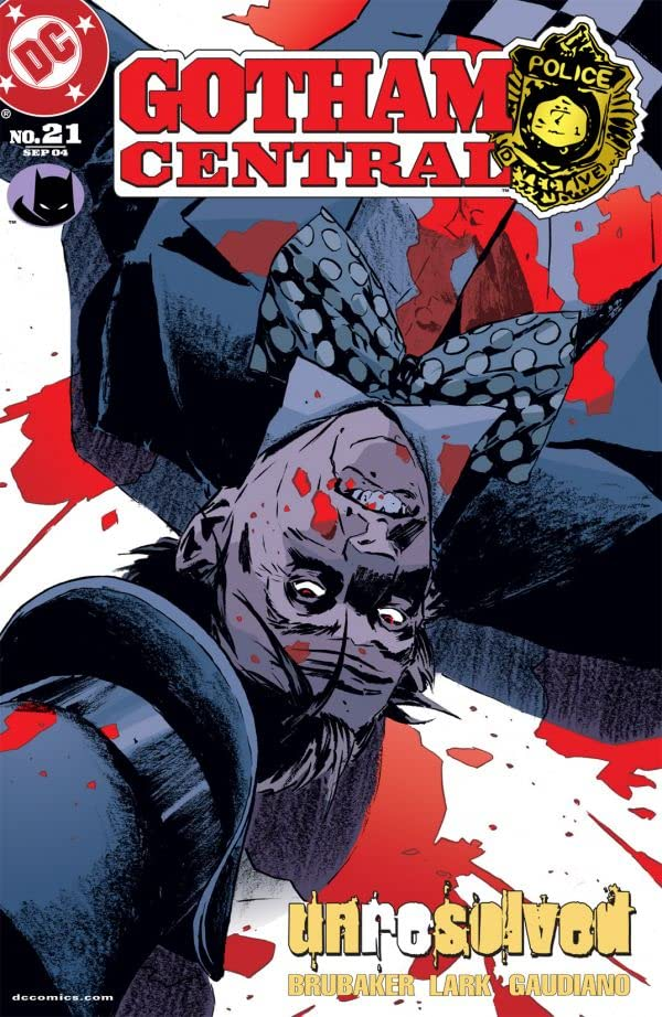 Gotham Central #21