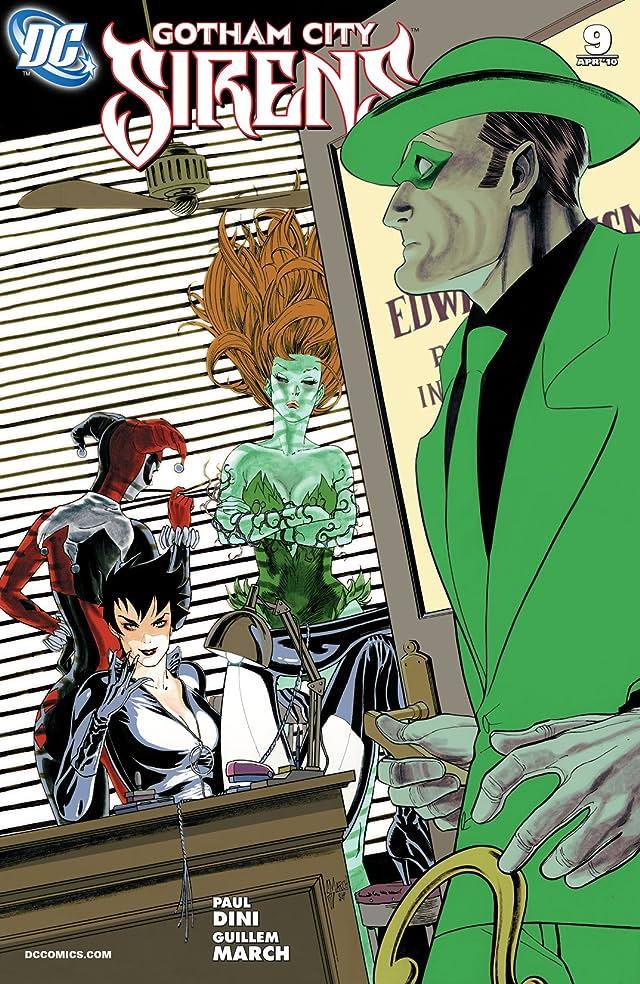 Gotham City Sirens #9