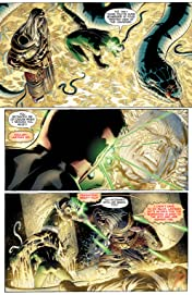 Green Lantern: Emerald Warriors #7