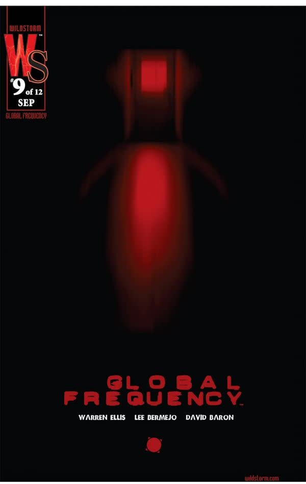 Global Frequency #9 (of 12)