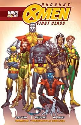 Uncanny X-Men: First Class #1 (of 8)