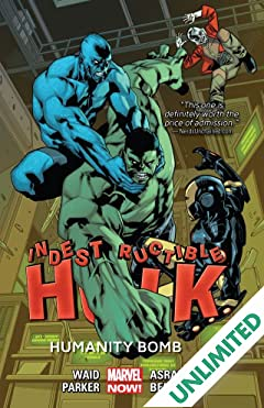 Indestructible Hulk Vol. 4: Humanity Bomb