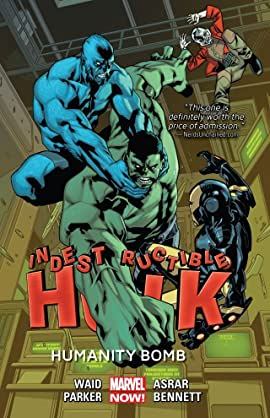 Indestructible Hulk Vol. 4: Humanity Bomb