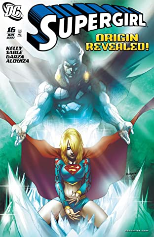 Supergirl (2005-2011) No.16